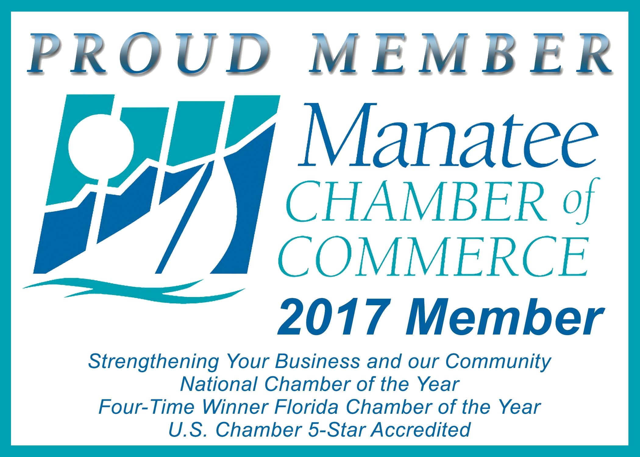 Manatee Chamber 2017