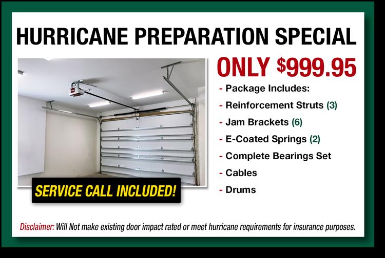 Precision Garage Door Sarasota | Repair, New Garage Doors ...