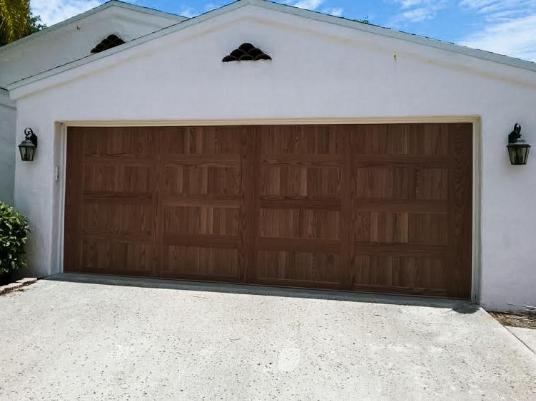 Sarasota photo gallery of garage door styles in southwest for Garage door repair bradenton